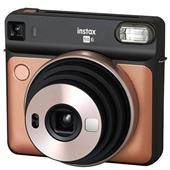A picture of Instax Square SQ6 Instant Camera in Blush Gold