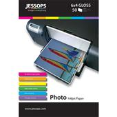 A picture of Jessops Inkjet 6x4 Gloss Photo Paper 240gsm - 50 Sheets