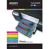A picture of Jessops Inkjet 7x5 Gloss Photo Paper - 50 Sheets