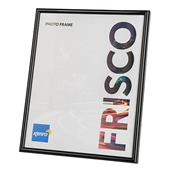 A picture of Kenro Frisco Photo Frame 8x6 (15x20cm) Black