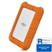A picture of LaCie Rugged USB-C 5 TB External HDD - USB 3.1 Gen 1 - USB -C