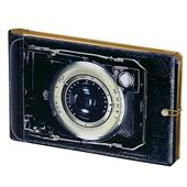 A picture of Knock Knock Vintage Camera Photo Album