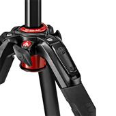 A picture of Manfrotto 190Go! Aluminium Tripod with Free Manfrotto 391RC2 Head