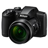 A picture of Nikon Coolpix B600 Digital Camera in Black