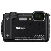 A picture of Nikon Coolpix W300 Camera in Black