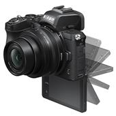 A picture of Nikon Z 50 Mirrorless Camera with DX 16-50mm VR Lens