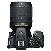 A picture of Nikon D5600 DSLR with 18-140mm f/3.5-5.6 G ED VR Lens