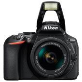 A picture of Nikon D5600 Digital SLR with 18-55mm f/3.5-5.6 AF-P VR Lens