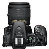 A picture of Nikon D5600 Digital SLR with 18-55 and 70-300mm AF-P VR Lenses - Ex Display