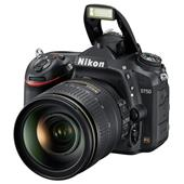 A picture of Nikon D750 Digital SLR with 24-120mm Lens