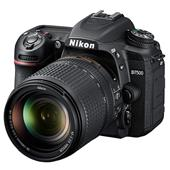 A picture of Nikon D7500 Digital SLR with 18-140mm Lens