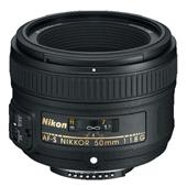 A picture of Nikon AF-S 50mm f/1.8G Lens