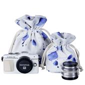 A picture of Olympus Camera Pouch Ink Couture