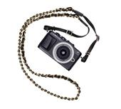 A picture of Olympus Holy Goldie Necklace Strap