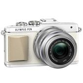 A picture of Olympus PEN E-PL7 Compact System Camera in White + 14-42mm II R Lens