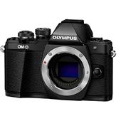 A picture of Olympus OM-D E-M10 Mark II Compact System Camera Body in Black