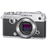 A picture of Olympus PEN-F Mirrorless Camera Body in Silver