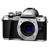A picture of Olympus OM-D E-M10 Mark II Compact System Camera Body in Silver - Ex Display