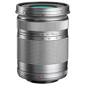 A picture of Olympus M.Zuiko Digital ED 40-150mm f/4.0-5.6 R Silver Lens