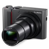 A picture of Panasonic Lumix DC-TZ200 Camera in Silver