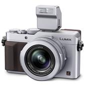 A picture of Panasonic Lumix DMC-LX100 Digital Camera in Silver