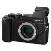 A picture of Panasonic Lumix DMC-GX8 Compact System Camera Body in Black