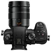 A picture of Panasonic Lumix DC-GH5 Mirrorless Camera + Leica 12-60mm f/2.8-4.0 Lens