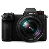 A picture of Panasonic Lumix DC-S1 Mirrorless Camera with 24-105mm Lens DC-S1ME-K