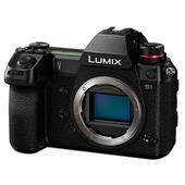 A picture of Panasonic Lumix DC-S1 Mirrorless Camera Body DC-S1E-K