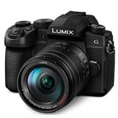 A picture of Panasonic Lumix DC-G90 Mirrorless Camera with 14-140mm f/3.5-5.6 Lens DC-G90HEB-K