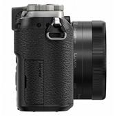 A picture of Panasonic Lumix DMC-GX80 Mirrorless Camera in Silver with 12-32mm Lens - Ex Display