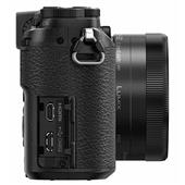 A picture of Panasonic Lumix DMC-GX80 Mirrorless Camera in Black with 12-32mm Lens