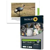 A picture of Permajet MattPlus 7x5 Paper - 100 sheets