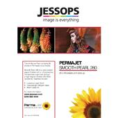 A picture of Permajet Jessops Smooth Pearl A4 Paper - 20 sheets