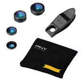 A picture of PNY 4-in-1 Smartphone Lens Kit