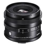 A picture of Sigma 45mm f/2.8 DG DN Lens Panasonic L-Mount