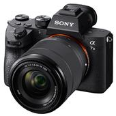 A picture of Sony a7 III Mirrorless Camera + FE 28-70mm f/3.5-5.6 OSS Lens