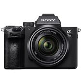 A picture of Sony a7 III Mirrorless Camera with FE 28-70mm f/3.5-5.6 OSS Lens