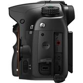 A picture of Sony A68 Digital SLR Body with 18-55mm Lens