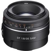 A picture of Sony DT 35mm f1.8 SAM Lens - Ex Display