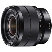 A picture of Sony E 10-18mm F4 OSS Lens