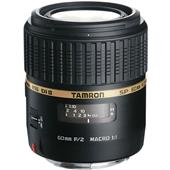 A picture of Tamron 60mm f2 SP Di II Macro Lens - Canon AF
