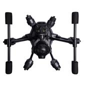 A picture of Yuneec Typhoon H Pro with Intel RealSense CGO3 Batteries x2 and Backpack