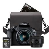 A picture of Canon EOS 2000D Digital SLR Twin Lens Starter Kit