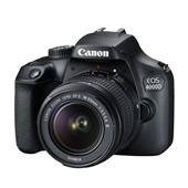 A picture of Canon EOS 4000D Digital SLR with EF-S 18-55mm III DC Lens and Accessory Bundle