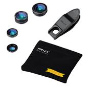 A picture of PNY 4in1 Lens Kit and Outdoor Charger Kit