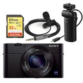 A picture of Sony Cyber-shot DSC-RX100 III Compact Creators Kit