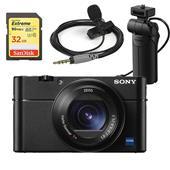 A picture of Sony Cybershot DSC-RX100 VA Digital Camera Creators Kit