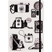 A picture of abrams and chronicle books Vintage Cameras Essential Everyday Journal