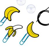 A picture of Mustard Banana Picture Hangers